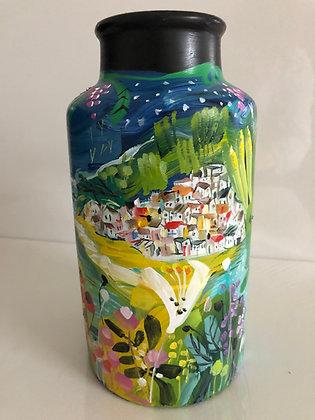 SOLD La Dolce Vita Vase