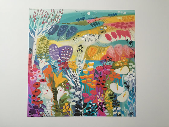 The Summerhouse giclee print