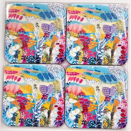 Summerhouse Coasters