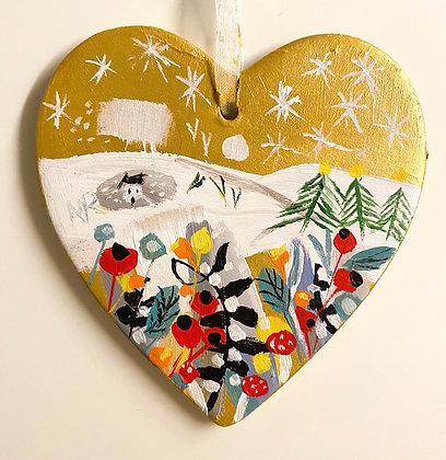 Gold Heart NR