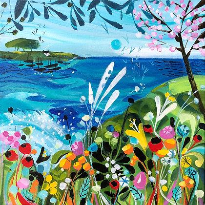 SOLD The Sea Garden