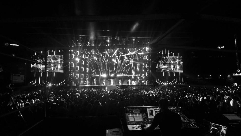 Backstreet Boys - Dubai