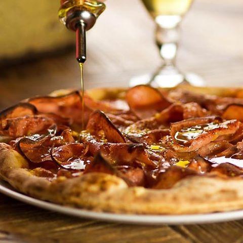 foto de pizzas