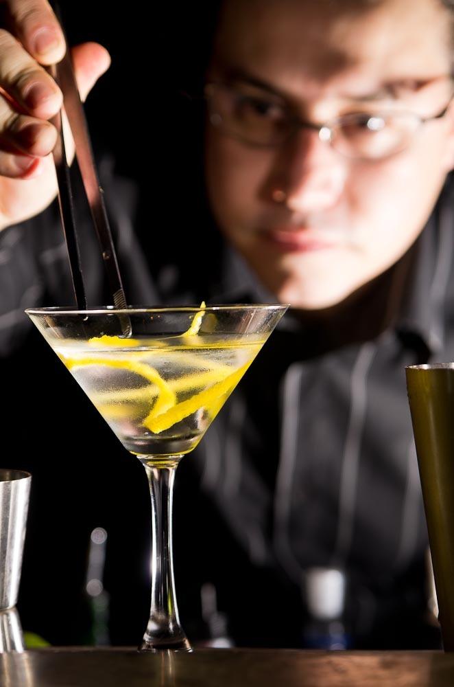 foto de bartender