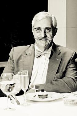 retrato de gastrônomos