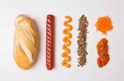 foto de hot-dog