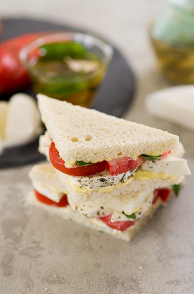 foto de sanduíche