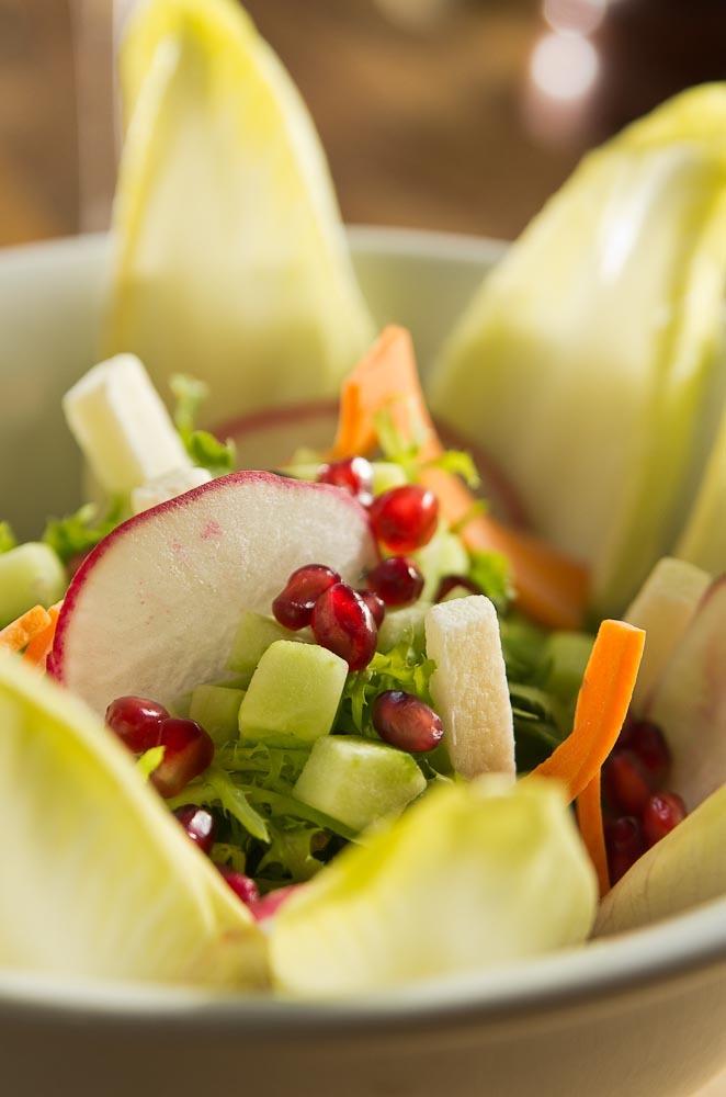 foto de salada