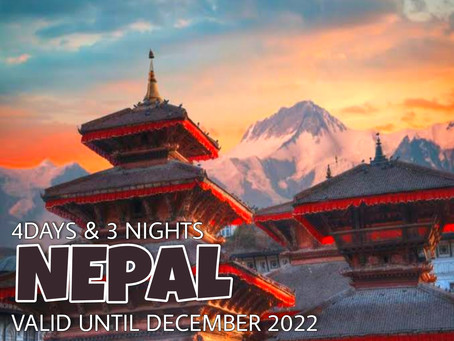 4 Days and 3 Nights - Nepal Cultural Tour Package.
