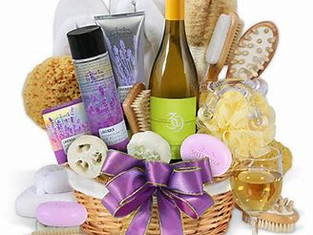 Wedding touches treating yourself and your bridesmaids to a pamper hamper