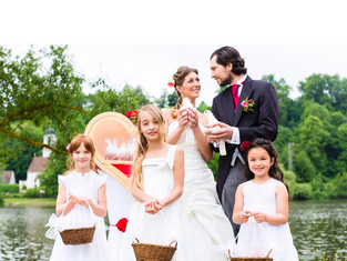 """5 Tips on how to politely say, """"No Children at Our Wedding"""""""
