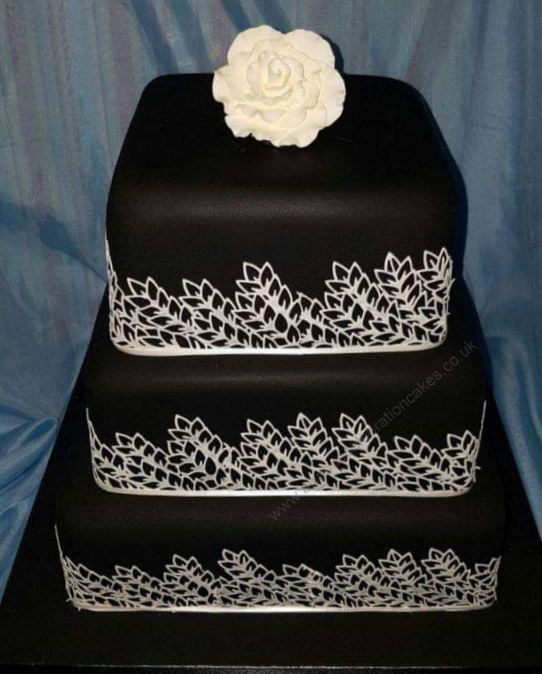 White lace elegance