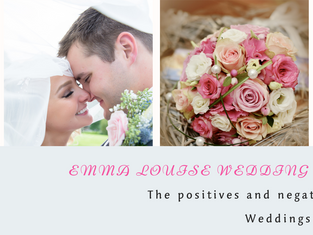 Positives and Negatives to Micro weddings