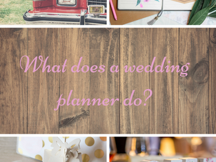 14 Tips to what a wedding planner does