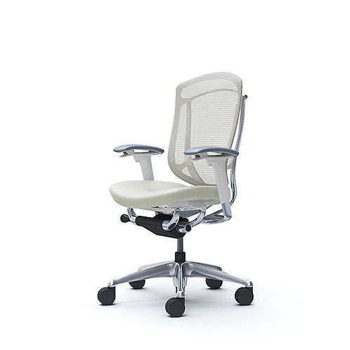 Contessa Seconda - Leather Seat with Mesh backrest