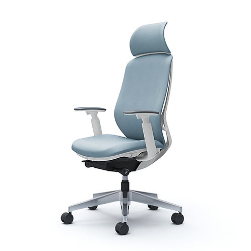 Sylphy - Cushion backrest with Fixed Headrest (Interlock)