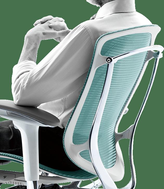 Okamura Ergonomic Chair
