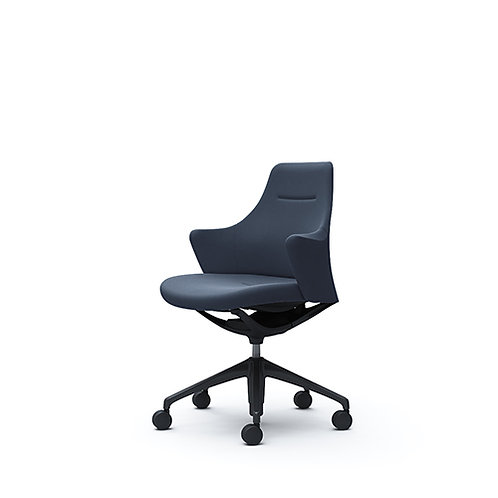 Lives Work Chair - Low Back (5-star base)