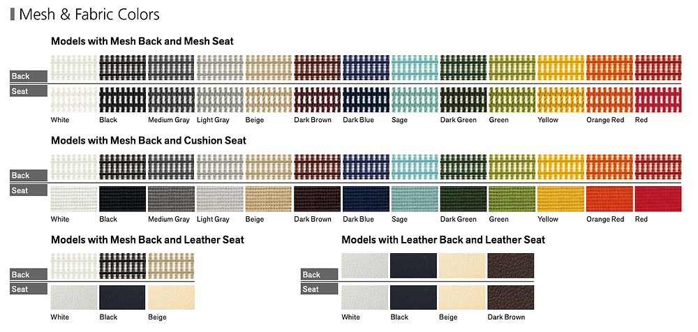 Contessa Seconda Mesh & Fabric & Leather options