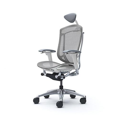 Contessa Seconda - Mesh seat with Adjustable Headrest