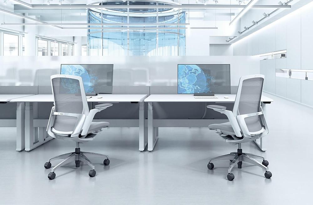 Ergonomic chair, Finora