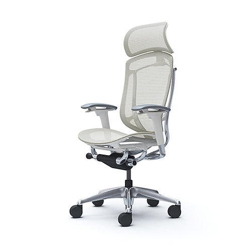Contessa Seconda - Mesh seat with Fixed Headrest
