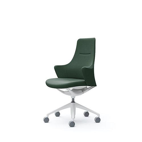 Lives Work Chair - High Back (5-star base)