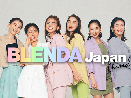 BLENDA Japan Channelが開設