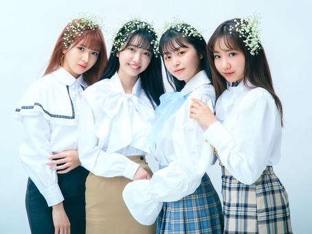 起業して上場を目指すアイドルグループ「PureGi」が結成しました。「クロフェス」への参加も決定。