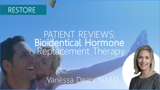 Patient Reviews: Bioidentical Hormone Replacement Therapy