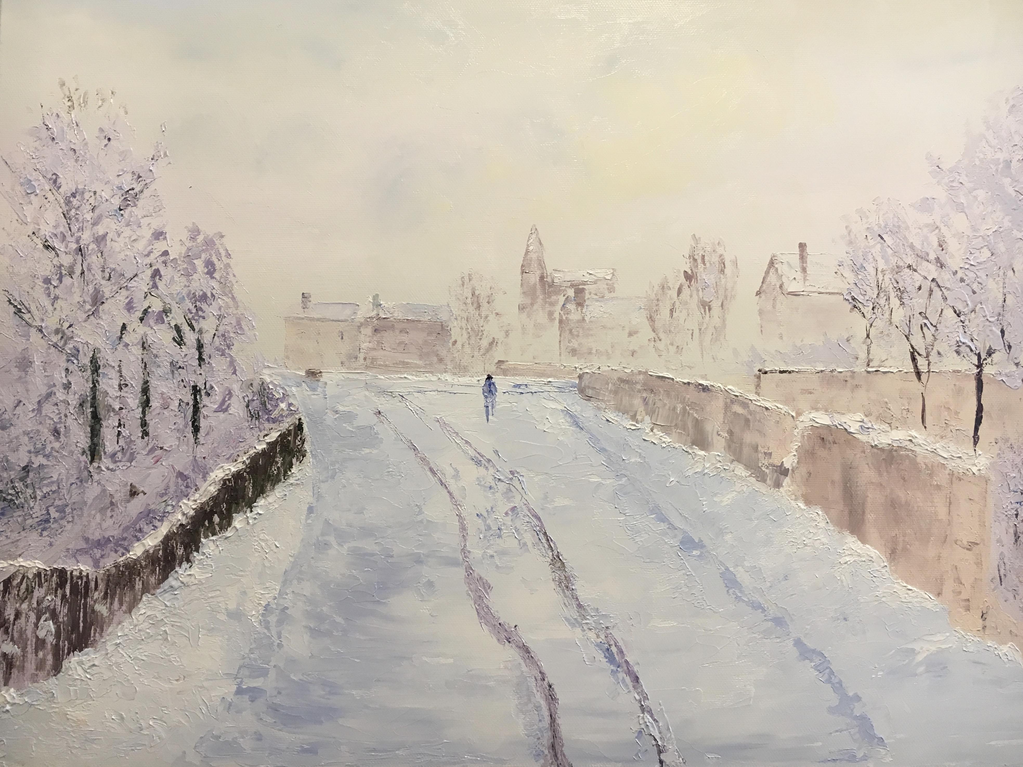 argenteuil (d'après Monet)