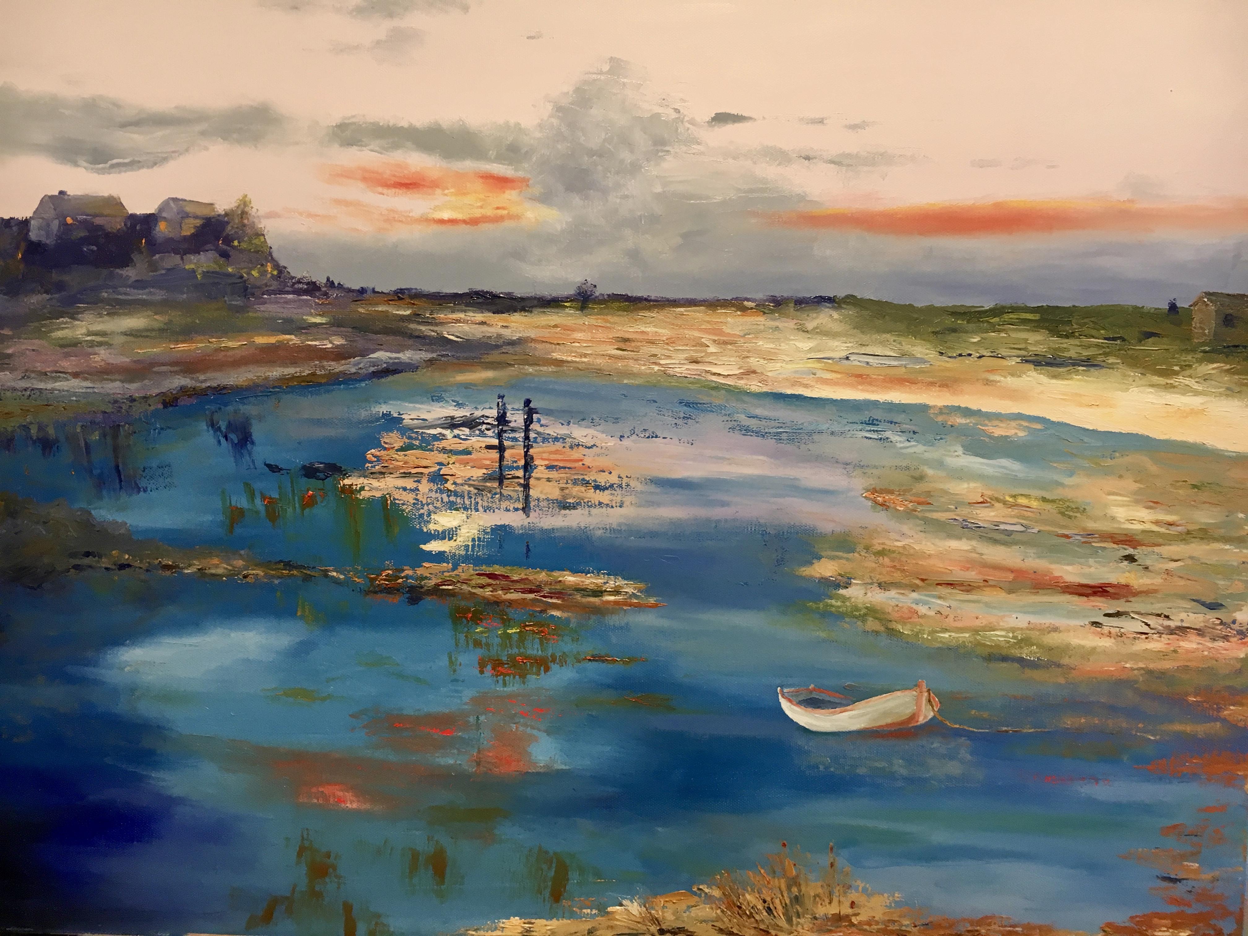 fin de journée sur le littoral 2
