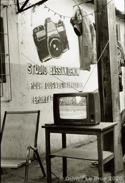 02 studios photo Bamako, Mali, 2003