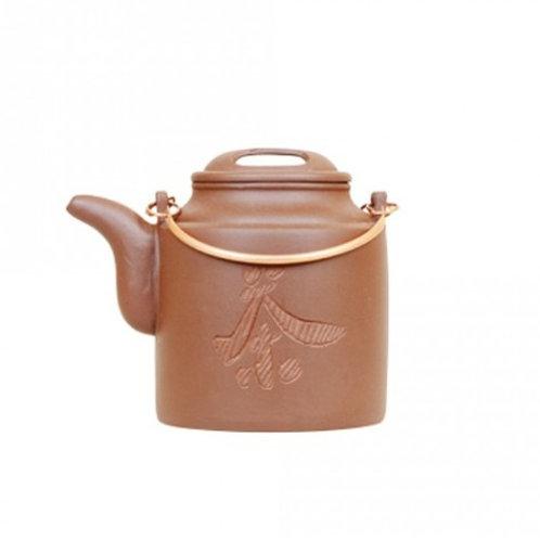 Глиняный заварочный чайник Путь Чая (1 л.)