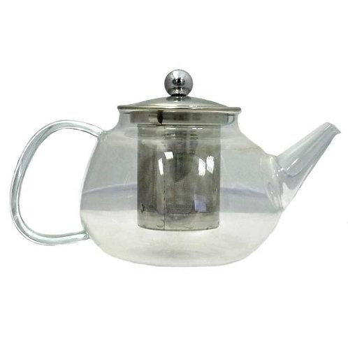 Чайник  из жаропрочного стекла Флокс (750мл.)