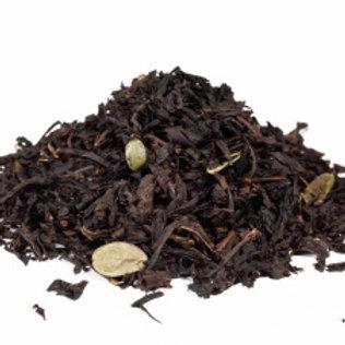 Чай чёрный Брусничное чудо