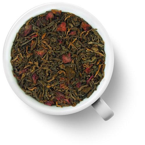 Чай Пуэр амаретто