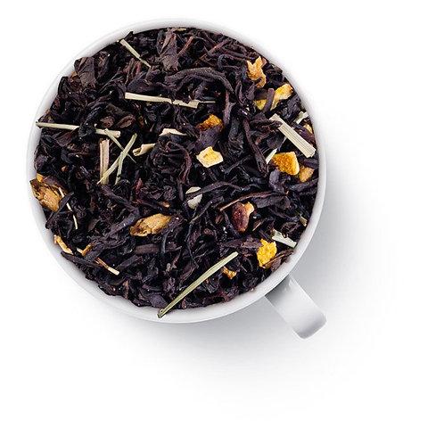 Чай чёрный С имбирем и лимоном