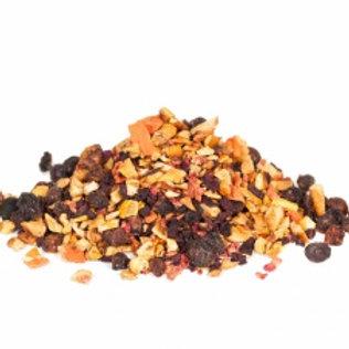 Чай фрукто-ягодный Малиновый коблер