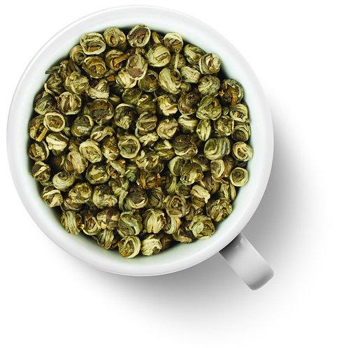 Китайский элитный чай Люй Лун Чжу (Жемчужина дракона маленькая)