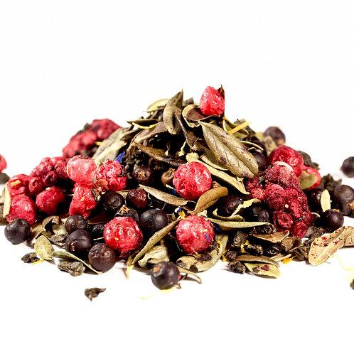 Чай зелёный Таёжный сбор