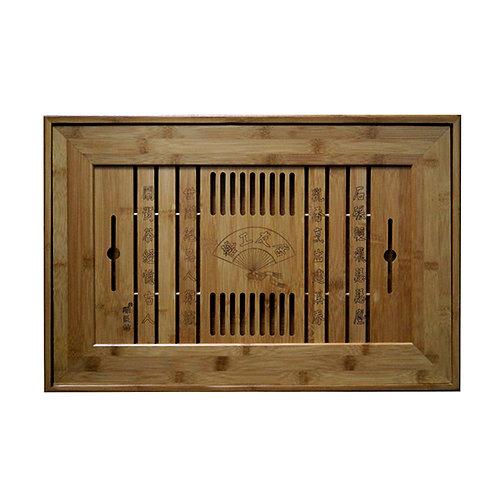 НТ- 0097 Чайный поднос 59,5*39,5*5 см., бамбук