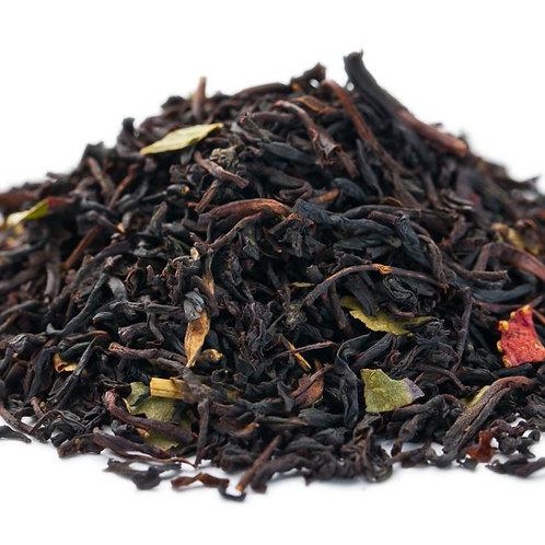 Черный чай Земляничныйдесерт