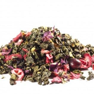 Чай зелёный Клюквенный улун