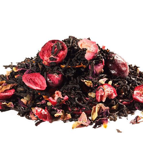 Чай чёрный Клюквенный