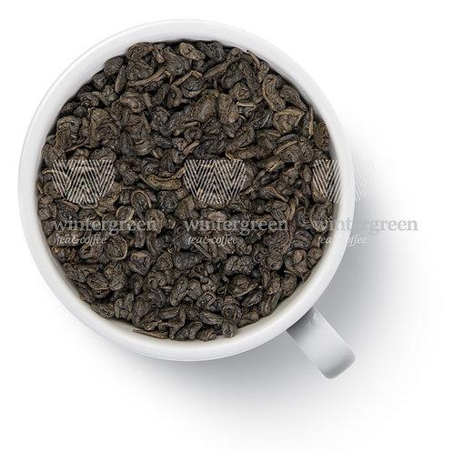 Китайский элитный чай Ганпаудер (Порох) зеленый