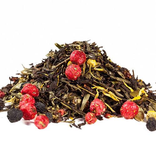 Чай зелёный с чёрным Барская усадьба