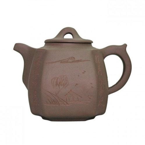 Глиняный заварочный чайник Хуан Шань (1.3 л)