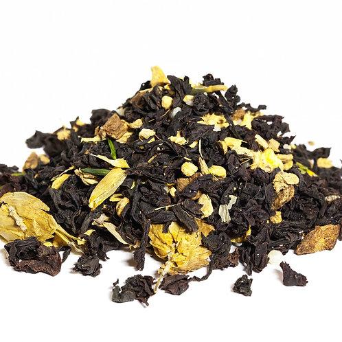Чай чёрный детокс Сладкий имбирь