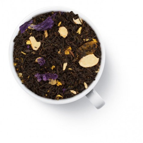 Чай чёрный Сливочно-миндальный